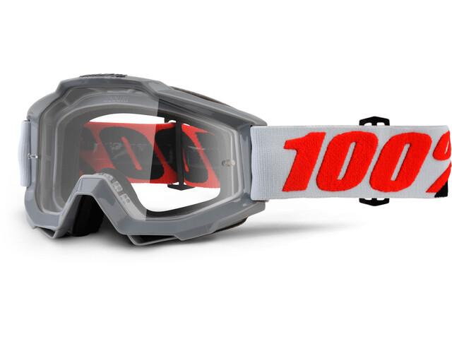 100% Accuri Anti Fog Clear Goggles solberg